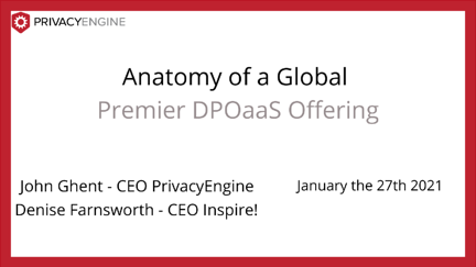 Anatomy of a Global Premier DPOaaS Offering Pic