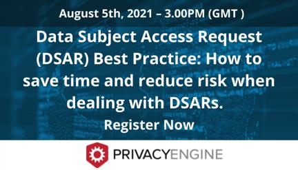 Data Subject Access Requests (DSAR) Webinar (2)